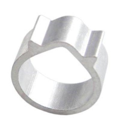 画像1: 接栓用アルミリングのみ P3-1217 P4-1717 P5-1219 P6-1205