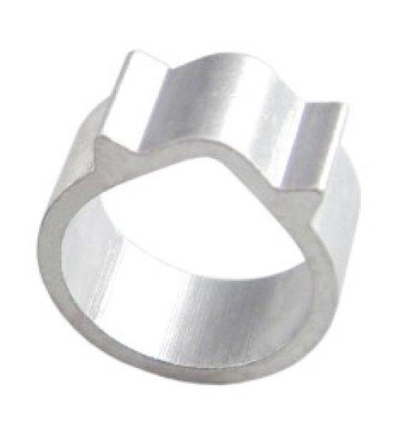 画像1: 接栓用アルミリングのみ P3-1217 P4-1717 P5-1219 P6-1205 (1)
